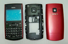 Red fascia housing cover facia faceplate case for Nokia x2-01 Red housing