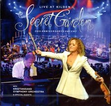 CD Secret Garden, Live at Kilden, 20th Anniversary Concert, 2016, NEU