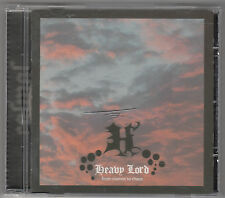 HEAVY LORD - from cosmos to chaos CD