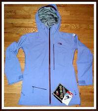 NWT $599 The North Face Women's Gore Tex Free Thinker Ski Jacket M MEDIUM BLUE