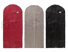 BAMBOO CHARCOAL Set of 3 CLOTHES COVER Storage Bag Suit GARMENT Protector TRAVEL