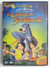 DVD Disney LE LIVRE DE LA JUNGLE 2  losange n° 69