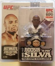 2013 Round 5 UFC 117 Ultimate Collector Fan Expo Exclusive Anderson Silva Figure