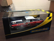 Scalextric Auto Ford Mustang Boss 302'69 #16 in Scatola