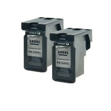 High Quality 2PK PG-240XL Ink Cartridges for Canon PIXMA MX459 MG4220 MG2220
