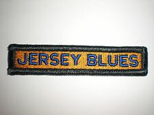 "US ARMY 50TH ARMORED DIVISION ""JERSEY BLUES"" TAB - COLOR"