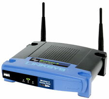 Linksys model WAP54G Access Point WIRELESS 54 G switch internet LAN cisco