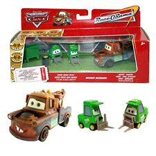 Disney Cars Cast 1:55 - Gift Pack Auto Fahrzeuge Hook, Bukowski Hicks Pitty