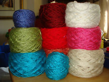 2lbs of Caron Simply Soft Yarn – Variety of Colors – #1267