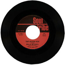 "WILLIE MITCHELL  ""THAT DRIVING BEAT""  NORTHERN SOUL / 60's CLUB CLASSIC  LISTEN!"