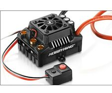 Hobbywing 30103201 EZRUN Max8-V3 Brushless ESC + Program Card w/ Trax Plug 1/8