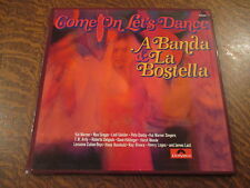 coffret 2 33 tours come on let's dance a banda & la bostella