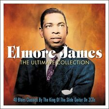 Elmore James ULTIMATE BLUES COLLECTION Best Of 40 Songs SLIDE GUITAR New 2 CD