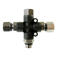 3-WAY AIRBRUSH AIR HOSE SPLITTER Multiple Airbrushes