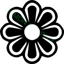 Daisy/Flower vinyl decal/sticker truck car window laptop summer