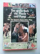 Das große Buch der Pferde und Ponys Alles über Herkunft Rassen Reiten Pflege