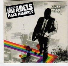 (EL503) Infadels, Make Mistakes - 2008 DJ CD