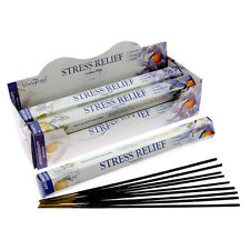 STRESS RELIEF INCENSE ~ PACK OF 6 PACKS OF 20 ! INCLUDED IN ALL MY PACKAGES ~YUM