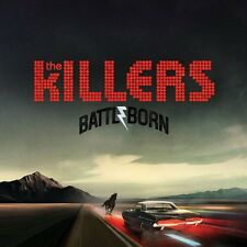 "THE KILLERS ""BATTLE BORN "" CD NEU"