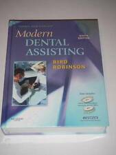 Torres & Ehrlich MODERN DENTAL ASSISTING by Bird & Robinson 9e 2008 Saunders NEW