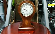 Vintage wind up clock j.w. collbran made in france mantle clock sexhill SEA