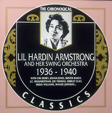 CD Lil Hardin Armstrong - 1936-1940, Chronological Classics