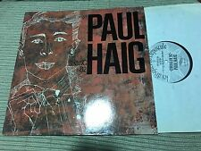 "PAUL HAIG - SWING IN 82 12"" MINI LP SYNTH POP INDIE DISQUES DU CREPUSCULE"
