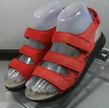 IMPERIA RED LMSPSA60 Women's Shoes Size 6 (EUR 36) Leather Sandals Mephisto