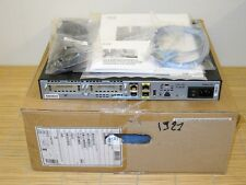 NEW CISCO 1921/K9 + SL-19-DATA-K9 DATA LICENSE Integrated Services Router NEU