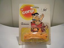 "Corgi Junior No: 128 ""Fred Flintstone"" - Orange (UNOPENED/Original 1981)"
