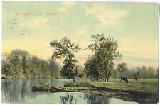 New Egypt NJ - OAKFORD LAKE - Postcard