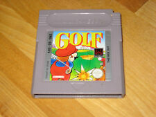 GAMEBOY GOLF gamboy color gba RETRO NINTENDO GAME BOY SPORTS