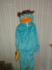 Disney Parks PERRY the PLATYPUS Phineas & Ferb AGENT P Costume XXS (2/3)   New