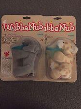 2 wubbanub infant pacifiers