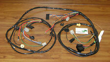 Forward Lamp Wiring Harness 70 Chevelle El Camino SS w/ Gauges Made in USA light
