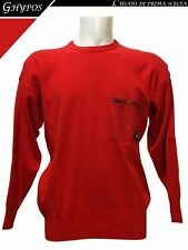 MAGLIONE UOMO MADE IN ITALY - PAUL & SHARK - TG. M - MEN'S SWEATER JUMPER #1402
