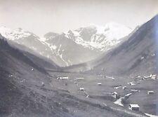 Albumen Photo - Ferleiten Österreich AT Austria 1900 - Großfoto (I-6579+