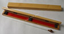 Bamboo Hand-made Director Orchestra Conductor Conducting  Baton Case