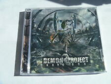 DEMON PROJECT KARA ORA  RARE METAL FREEPOST CD SEALED