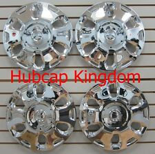 NEW 2010  2011 2012 2013 FORD TRANSIT CONNECT VAN Wheelcover Hubcap CHROME SET