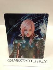 FINAL FANTASY LIGHTNING RETURNS XIII STEELBOX SCATOLA IN FERRO NUOVA PS3 E 360