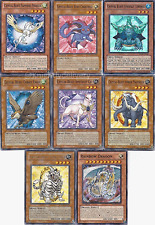 Authentic Jesse Anderson Deck - Rainbow Dragon - Crystal Beast  45 Cards + Bonus