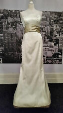 Alvina Valenta Dress (Ivory-Latte) Bridesmaid, Prom, Ball,  Black Tie, RRP £200+