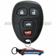 Replacement for Pontiac G6 - 2005 2006 2007 2008 2009 2010 4but Remote