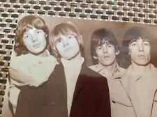 1960's The Rolling Stones Large Photo Refrigerator Magnet sixties mick jagger 3