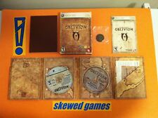 Elder Scrolls IV Oblivion Collectors Edition with Coin - XBox 360 Microsoft