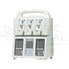 Abbott Hospira Plum A+ 3 Infusion Fluid Pump IV Refurbished Yr Warranty