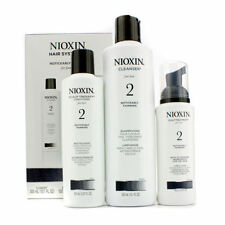 Nioxin System 1/2/3/4 Starter Kit Cleanser Scalp Therapy & Scalp Treatment 1SET
