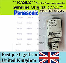 Genuine Original Panasonic US cable VFA0544,HX- DC1 DC2 DC3 DC10 HX-DC15 HX-WA10