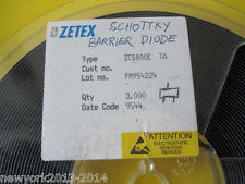 schottky barrier diodes (lot 15 items) ZC5800E